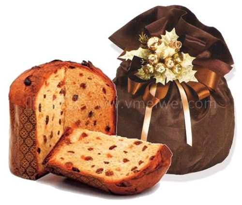 这种面包通常顶部圆形12-15厘米高