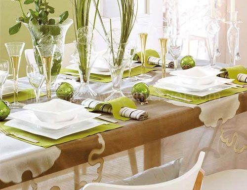 洋大厨教你备家宴(上)-【餐具玻璃杯和桌布】