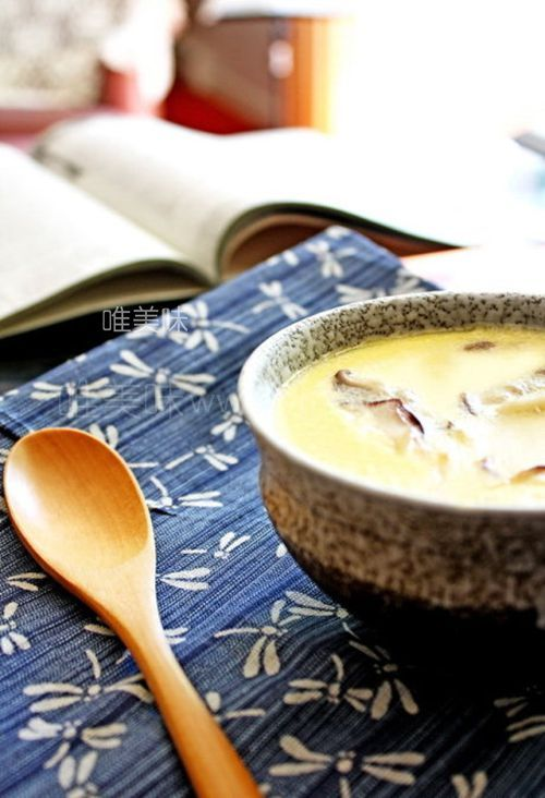 水蒸蛋好吃的诀窍以及霓虹【茶碗蒸蛋 Chawan-mushi 】的做法