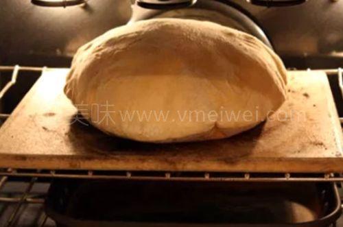 如何安全地制作地中海主食【口袋面包Pita】②