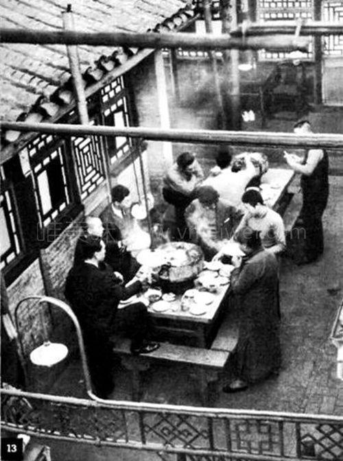 老北京的爆烤涮应该怎么吃-【贴秋膘、吃螃蟹、爆烤涮】②