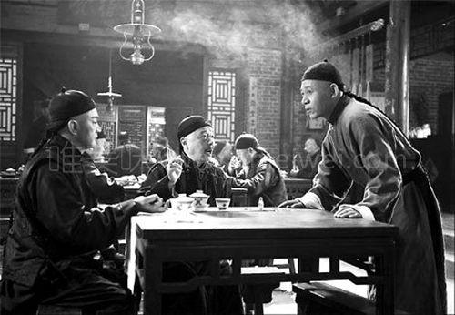 茶客为啥最怕脏口鸟儿? -【北平四川茶馆的形形色色】①