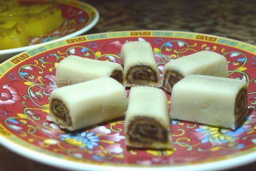"""伏天吃着清爽不腻的中式""""Brownie""""-【绿豆糕】"""