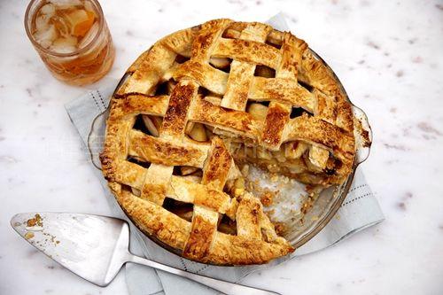 肉桂苹果咖啡蛋糕 Apple-Cinnamon Coffeecake